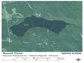 Property for sale at 0 Packard RD, Plymouth,  ME 04969