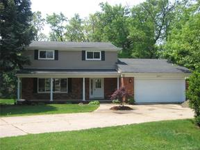 Property for sale at 3971 RESEDA RD, Waterford Township,  MI 48329