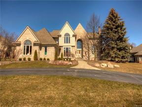 Property for sale at 1698 WESTRIDGE DR, Rochester Hills,  MI 48306