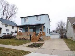 Property for sale at 706 WALNUT AVE, Royal Oak,  MI 48073