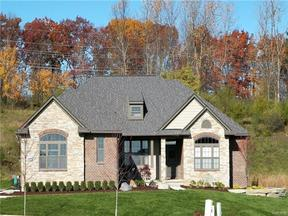 Property for sale at 1150 GLASS LAKE CIR, Oxford Township,  MI 48371