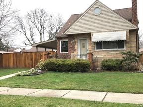 Property for sale at 15060 MCLAIN AVE, Allen Park,  MI 48101