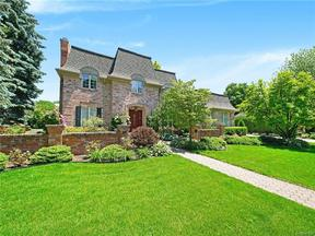 Property for sale at 27 ROSE TERRACE ST, Grosse Pointe Farms,  MI 48236