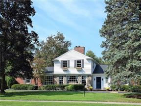 Property for sale at 873 N CRANBROOK RD, Bloomfield Township,  MI 48301