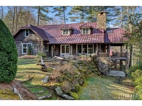 Property for sale at 173 Gorge Trail Road, Cashiers,  NC 28717