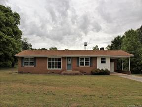 Property for sale at 109 Camden Street, Lilesville,  North Carolina 28091