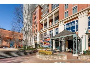 Property for sale at 435 S Tryon Street #502, Charlotte,  North Carolina 28202