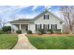 Property for sale at 13016 Park Crescent Circle, Pineville,  North Carolina 28134