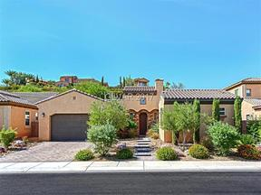 Property for sale at 25 Moltrasio Lane, Henderson,  NV 89011
