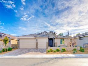 Property for sale at 1109 Aubrey Springs Avenue, Henderson,  NV 89014