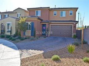 Property for sale at 3053 Ryegrass Avenue, Henderson,  NV 89044