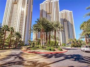 Property for sale at 125 East Harmon Avenue Unit: 3520, Las Vegas,  NV 89109
