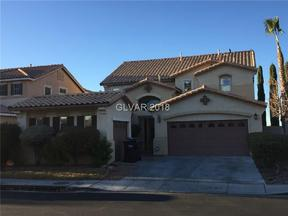 Property for sale at 1501 Ravanusa Drive, Henderson,  NV 89052
