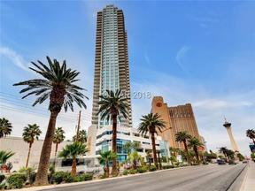 Property for sale at 2700 Las Vegas Boulevard Unit: 507, Las Vegas,  NV 89109