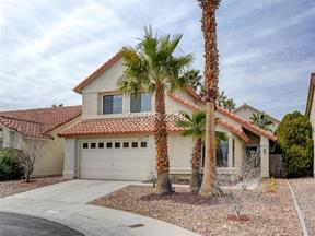 Property for sale at 2705 Cherry Springs Court, Las Vegas,  NV 89117
