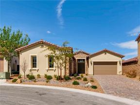Property for sale at 4078 San Franchesca Court, Las Vegas,  NV 89141