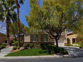 Property for sale at 3329 Elk Clover Street, Las Vegas,  NV 89135