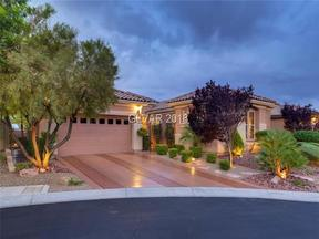Property for sale at 316 Denton Springs Court, Las Vegas,  NV 89138