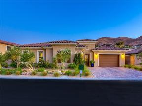 Property for sale at 21 Grand Masters Drive, Las Vegas,  NV 89141