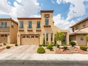 Property for sale at 164 Crooked Putter Drive, Las Vegas,  NV 89148