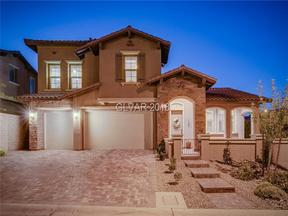 Property for sale at 12234 Catanzaro Avenue, Las Vegas,  NV 89138