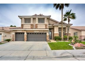 Property for sale at 3076 Paseo Mountain Avenue, Las Vegas,  NV 89052