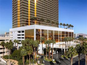 Property for sale at 2000 Fashion Show Drive Unit: 1822, Las Vegas,  NV 89109