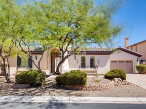 Property for sale at 9634 Bella Di Mora Street, Las Vegas,  NV 89178