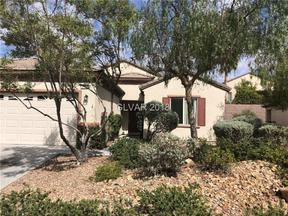 Property for sale at 2498 Starlight Valley Street, Henderson,  NV 89044