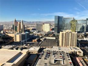 Property for sale at 145 East Harmon Avenue Unit: 32-605, Las Vegas,  NV 89109