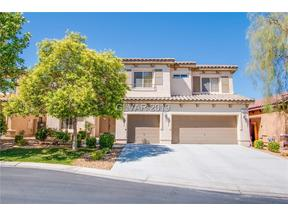Property for sale at 11599 Cantina Terlano Place, Las Vegas,  NV 89141