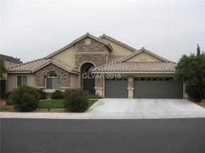 Property for sale at 514 Enchanted Lakes Drive, Henderson,  NV 89052