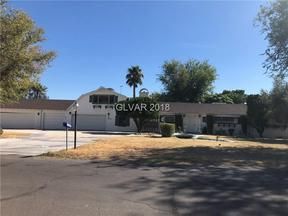 Property for sale at 2223 Edgewood Avenue, Las Vegas,  NV 89102