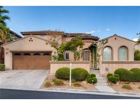 Property for sale at 12266 Bluebird Canyon Place, Las Vegas,  NV 89138