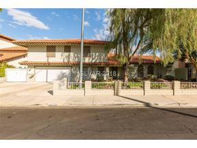 Property for sale at 1313 Eaton Drive, Las Vegas,  NV 89102