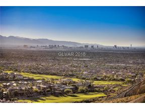 Property for sale at 599 Cityview Ridge, Henderson,  Nevada 89012
