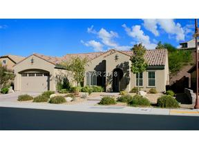 Property for sale at 2888 Grande Arch Street, Henderson,  NV 89044