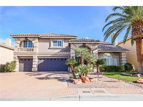 Property for sale at 11072 Whistling Straits Street, Las Vegas,  NV 89141