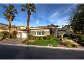 Property for sale at 2630 Grassy Spring Place, Las Vegas,  NV 89135