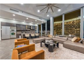 Property for sale at 3726 Las Vegas Boulevard Unit: 3601, Las Vegas,  NV 89158