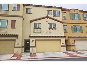 Property for sale at 1525 Spiced Wine Avenue Unit: 22102, Henderson,  NV 89074