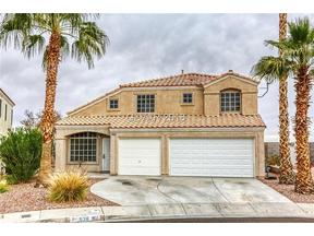 Property for sale at 838 Purple Sage Terrace, Henderson,  NV 89015