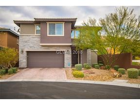 Property for sale at 5885 Sky Portal Court, Las Vegas,  NV 89135