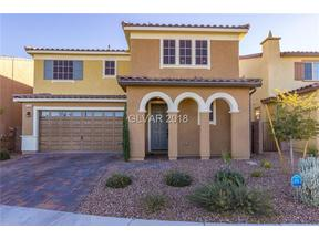 Property for sale at 2544 Sable Creek Street, Henderson,  NV 89044