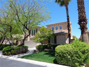 Property for sale at 3294 Mission Creek Court, Las Vegas,  NV 89135