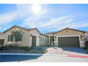 Property for sale at 11341 Lago Augustine Way, Las Vegas,  NV 89141