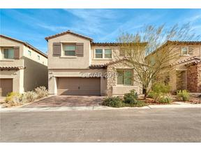 Property for sale at 108 Marco Island St Street, Las Vegas,  NV 89148