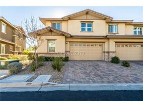 Property for sale at 10351 Pescado Lane, Las Vegas,  NV 89135