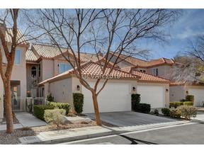Property for sale at 3111 Lido Isle Court, Las Vegas,  NV 89117