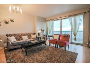 Property for sale at 322 Karen Avenue Unit: 2703, Las Vegas,  Nevada 89109
